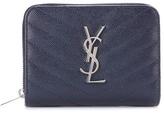 Saint Laurent Classic Monogram leather wallet