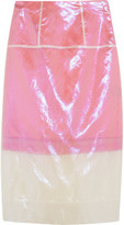 Marc by Marc Jacobs Cluster organza skirt