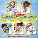 Disney Junior Music Party & Various - Disney Junior Music Party / Various (CD)