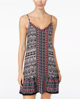 American Rag Printed Slip Dress, Only at Macy's