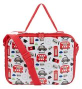Harrods Red Bus Lunch Bag