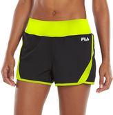 Women's FILA SPORT® Storm Woven Running Shorts