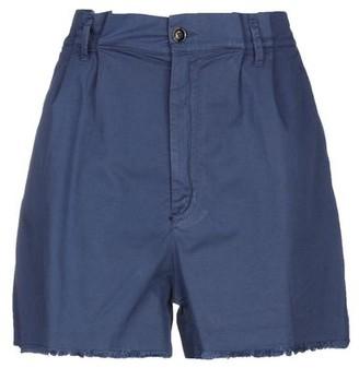 (+) People +) PEOPLE Bermuda shorts