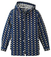 Petit Bateau Womens padded parka with striking print
