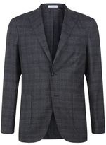Boglioli Prince Of Wales Check Jacket