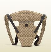 Gucci original GG canvas baby carrier