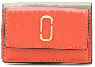 Marc Jacobs Color-Block Wallet