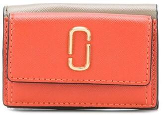 Marc Jacobs Color-Block Wallet