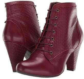 Miz Mooz Channing (Black) Women's Boots