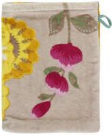 Pip Studio Floral Fantasy Towel - Khaki - Wash Mitt