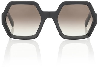 Celine Hexagonal sunglasses