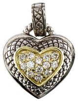 Judith Ripka Diamond Heart Enhancer