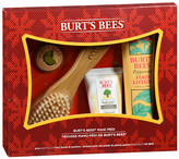 Burt's Bees Mani Pedi 3 pc