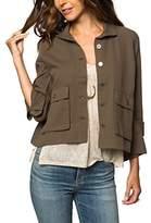 O'Neill Women's Grady Patch Pocket Jacket