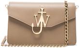J.W.Anderson Logo Chain Bag