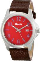 Roots Women's 1R-LF101FU2C Bonita Analog Display Japanese Quartz Brown Watch