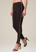 Bebe Kayley Zip Leggings