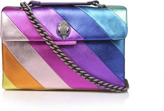 Kurt Geiger London Leather Rainbow Kensington