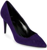 Pierre Hardy Purple Pointed Toe High Heel Pumps
