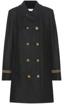 Tory Burch Optique Wool-blend Coat