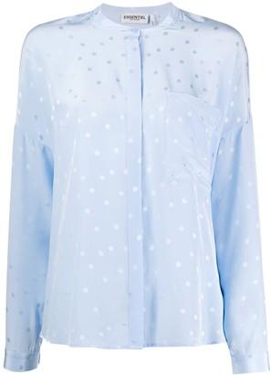 Essentiel Antwerp Vanne oversized blouse