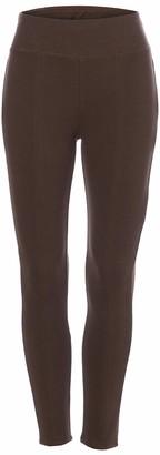 Skinnygirl Women's Misses Culture Stylish Back Slit Seamed Ankle Legging