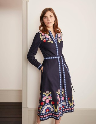 Riley Embroidered Dress