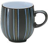Denby Jet Stripes Large Curve Mug