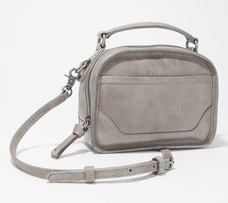 Frye Leather Melissa Top Handle Crossbody