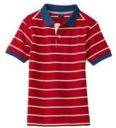 Nautica Boys' Stripe Polo.