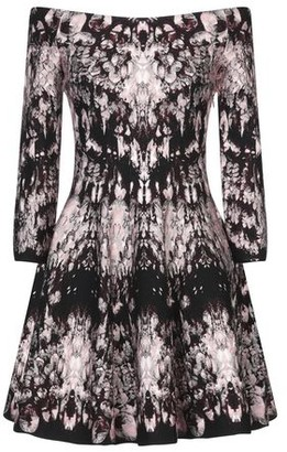 Alexander McQueen Short dress