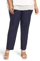 Eileen Fisher Plus Size Women's Washable Stretch Crepe Pants