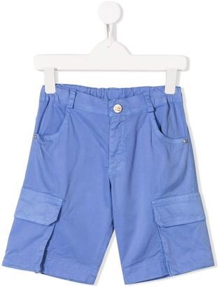 Lapin House Cargo Pocket Shorts