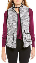 Takara Quilted Puffer Vest