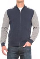 Agave Denim Agave Vail Mock Neck Sweater - Full Zip (For Men)