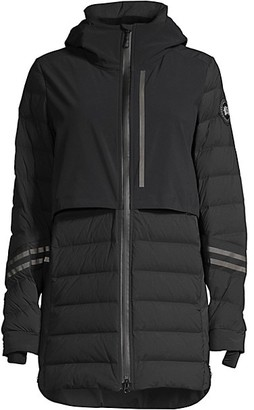 Canada Goose Hybridge Element Puffer Jacket