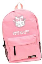 YKC Kpop BTS Bangtan Boys Outdoor Sports Bags School Backpack