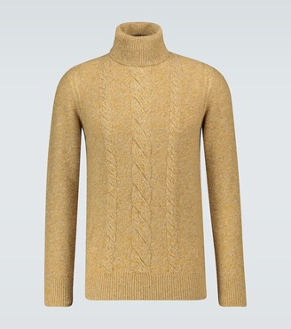 Loro Piana Baby cashmere turtleneck sweater