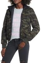 Vigoss Women's Reversible Camo Jacket