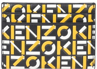 Kenzo Logo Cards Holder