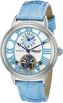 Ingersoll Women's IN5004BL Baton Rogue Analog Display Automatic Self Wind Watch