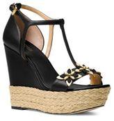 MICHAEL Michael Kors Heidi Wedge Platform Sandals