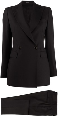 Tagliatore Double-Breasted Wool Suit