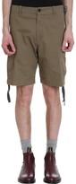 Lanvin Shorts In Green Cotton