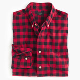 J.Crew Slim vintage oxford shirt in buffalo check