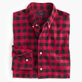 J.Crew Tall vintage oxford shirt in buffalo check