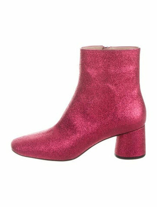 Marc Jacobs Boots Pink