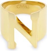 Chloé Alphabet N ring