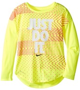 Nike Just Do It Geo Mashup Modern Tee (Little Kids)