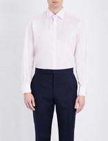 Thomas Pink Dowson plain slim-fit cotton shirt